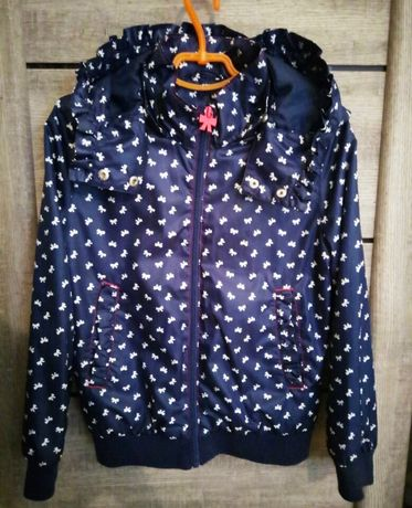 Ветровка Куртка H&M 4-5 , 110