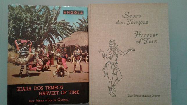 Livro : Angola - Seara dos Tempos ( Harvest of Time ) - 1965