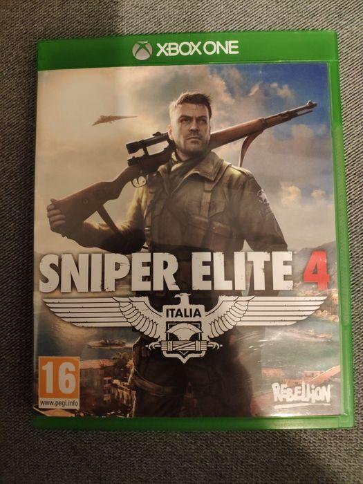 Sniper Elite 4 gra płyta Xbox one x s fat series x s ładny stan Toruń - image 1
