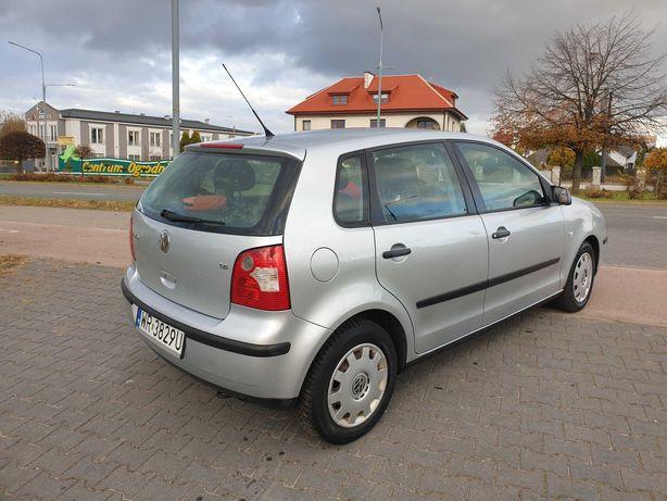 Volkswagen Polo 1.4 z LPG