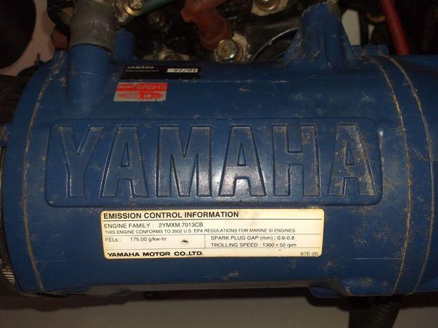 Silnik yamaha 700 skuter wodny po remoncie