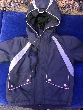 Термо куртка на мальчика