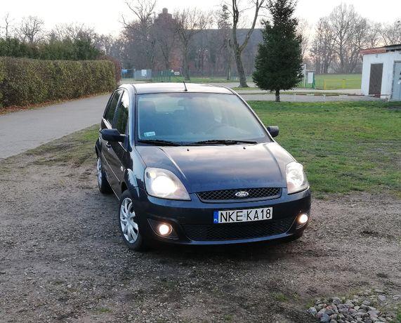 Ford Fiesta MK6 1,4 / 138700 km