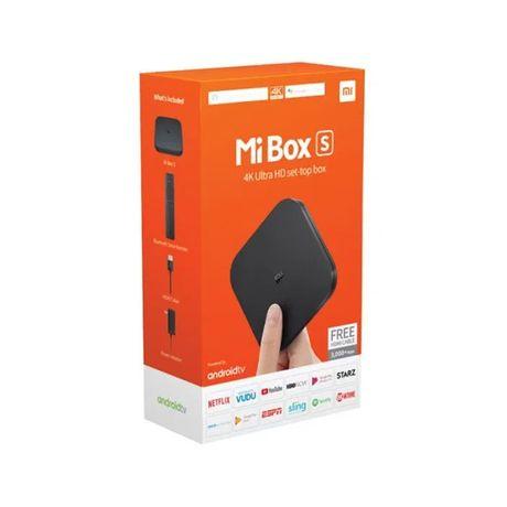 Xiaomi Mi Box S 4K Smart TV - GWARANCJA