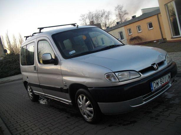 Peugeot Partner 2.0 hdi 2000r multispace