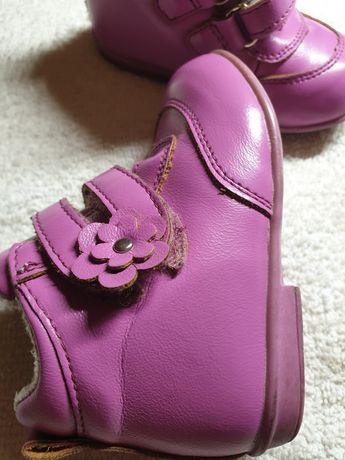 Ботинки туфли осенние деми