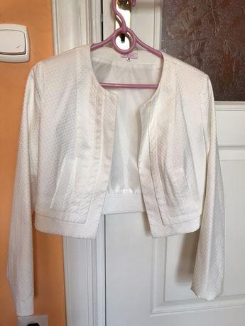 Піджак білий новий