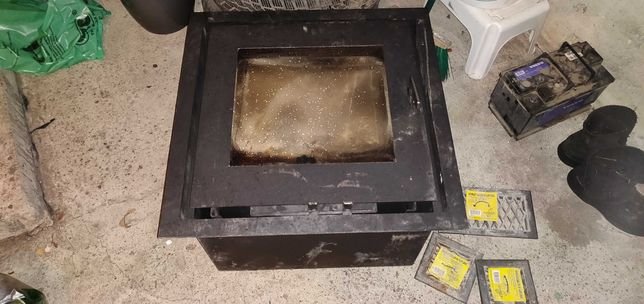 Wkład kominowy używany
