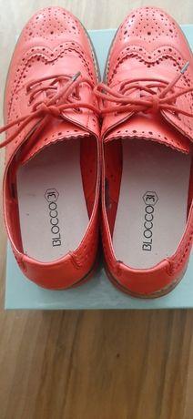 Туфлі Blocco (талія)
