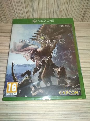 [Tomsi.pl] nowa Monster Hunter World PL XBOX ONE XBO