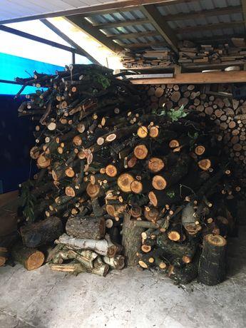 Продам дрова, фруктовых деревьев!
