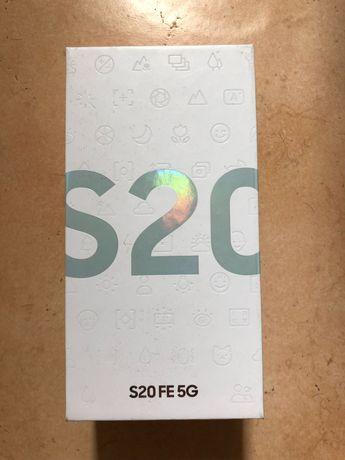 Nowy Samsung s20 FE 5G 128 Gb