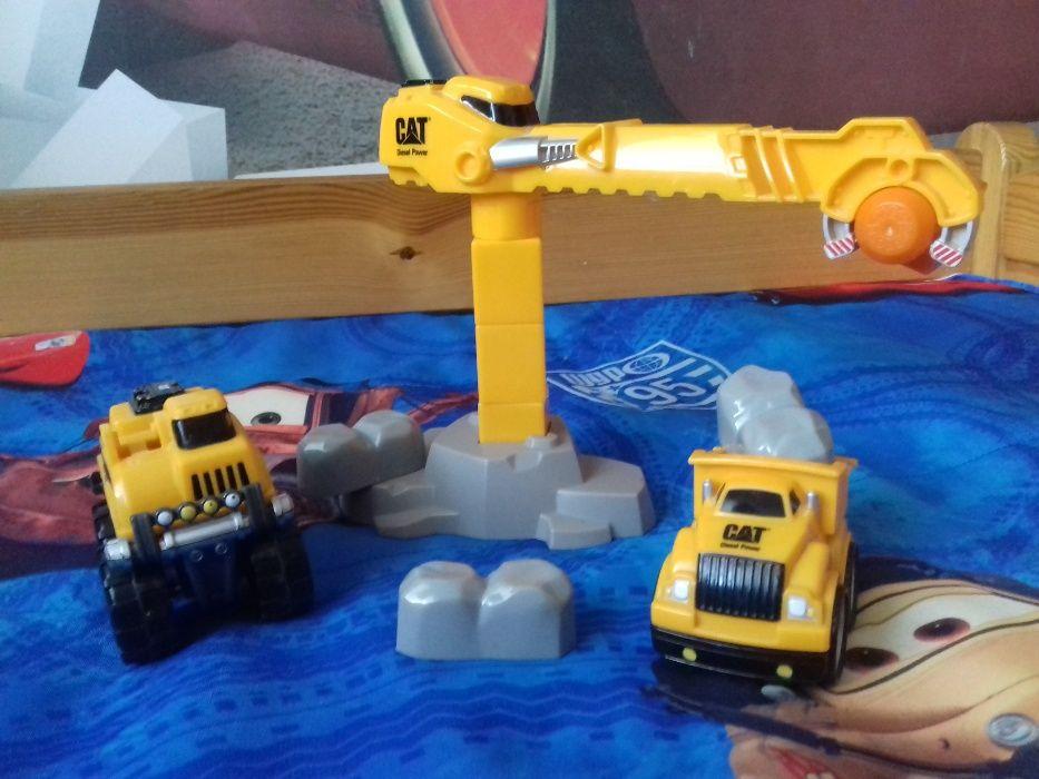 Zestaw budowniczy CAT Diesel Power Rumia - image 1