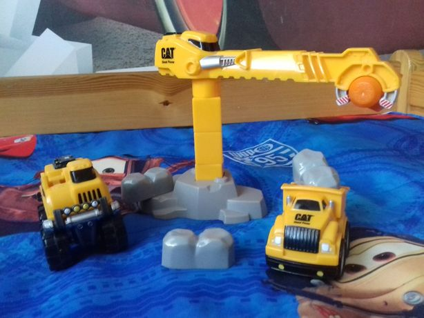 Zestaw budowniczy CAT Diesel Power