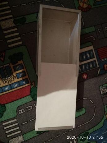 Коробка. Материал пластик