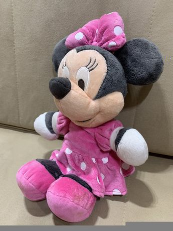 Мягкая игрушка Минни Маус 40см