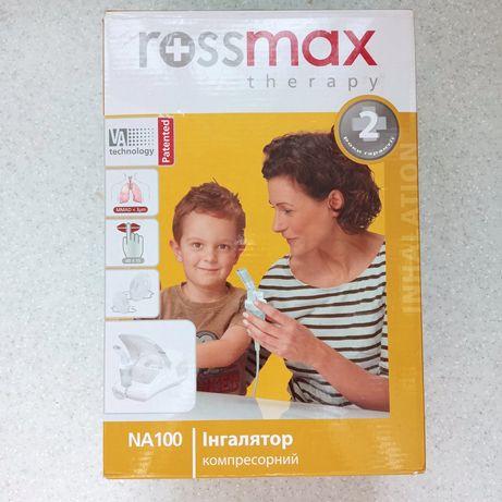 Ингалятор компрессорный, ROSSMAX NA100 (небулайзер)