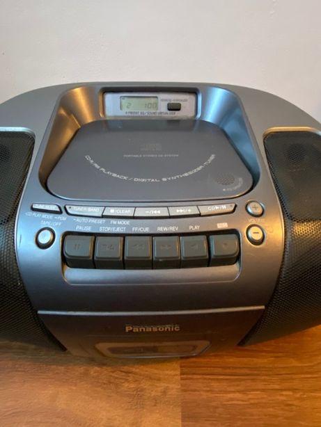 Panasonic Radiomagnetofon z CD RX-D26