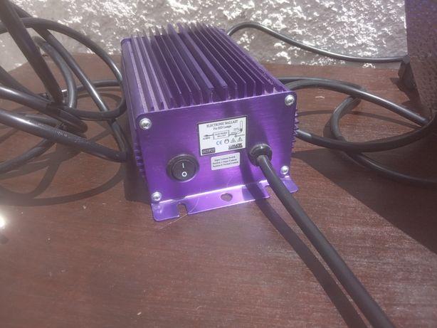 Balastro HPS 250w + Reflector