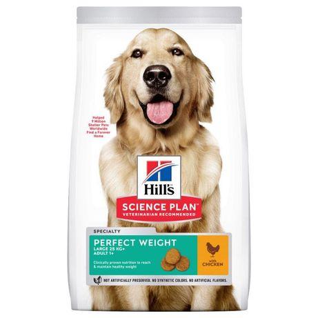 Ração para cão Hill's Large Perfect Weight