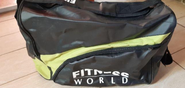 Продам спортивную сумку FITHNESS