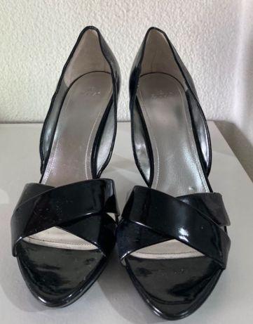Sapatos de salto alto Zara e La Redoute - T.40