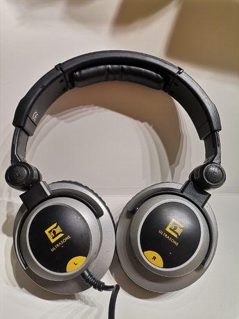TANIO!! Słuchawki Studyjne ULTRASONE HFI-650 TRACKMASTER !! Okazja !!