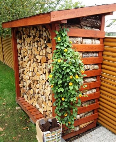 Drewutnia na drewno,składzik,magazynek 4x1,4m,3x2m,3x1m,2x1,5m,2x1m