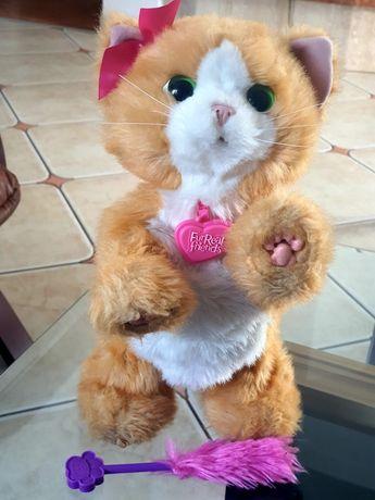 Kot pluszak interaktywny