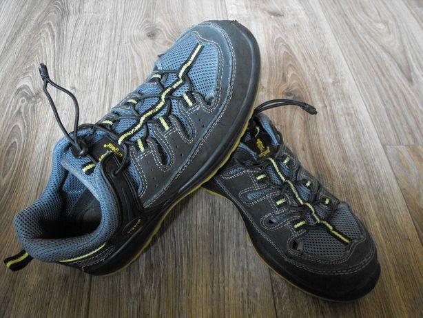 Buty robocze URGENT EUR43 28 cm sandały Skórzane blacha CE Skóra*