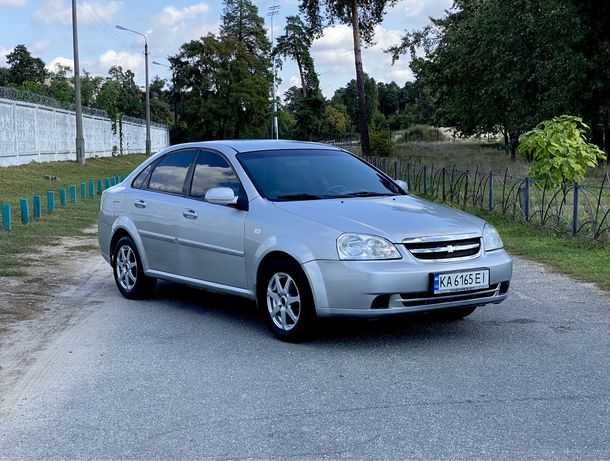 Chevrolet Lacetti CDX AVTOMAT