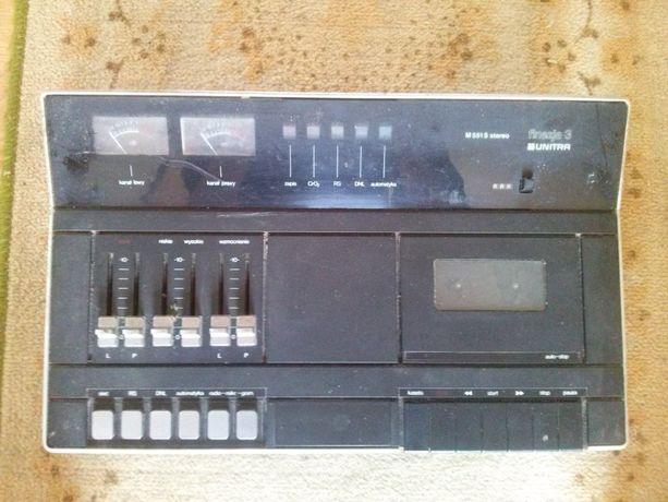 Unitra, Radio, Wzmacniacz, Audion, Wieża, Muzyka.