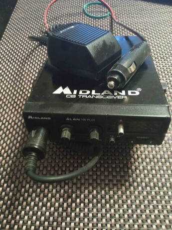 Sprzedam CB radio Midland