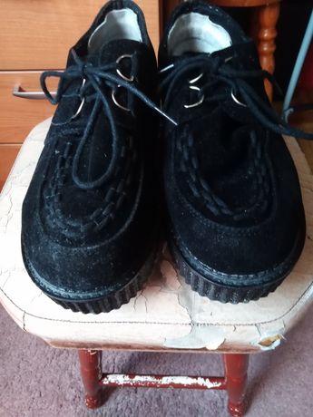Buty damskie rozmiar 39 czarne