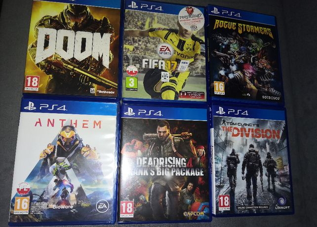Gry ps4 pl                !