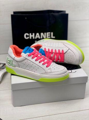 Buty Chanel 36-40 damskie trampki sneakersy top jakosc