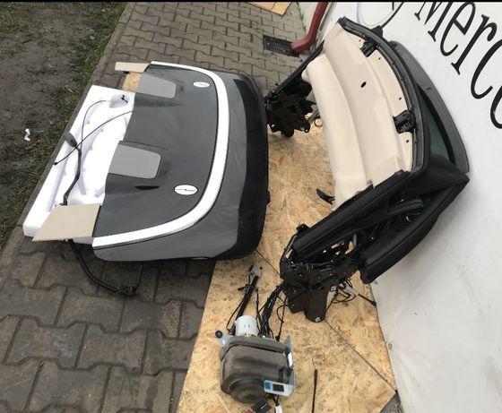 Відкидна Криша дах w207 Cabrio полка кабриолет мотор насос РАЗБОРКА
