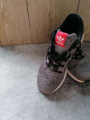 Buty damskie Adidas Zx flux, stan dobry+