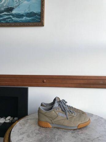 Reebok classic vintage leather club c worlout asics gel