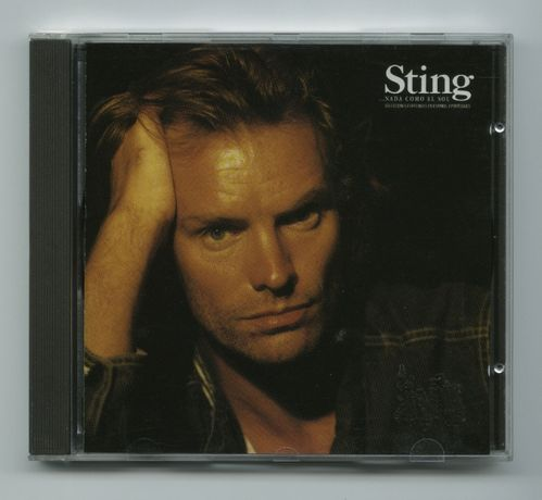 3 CD's Sting + The Police