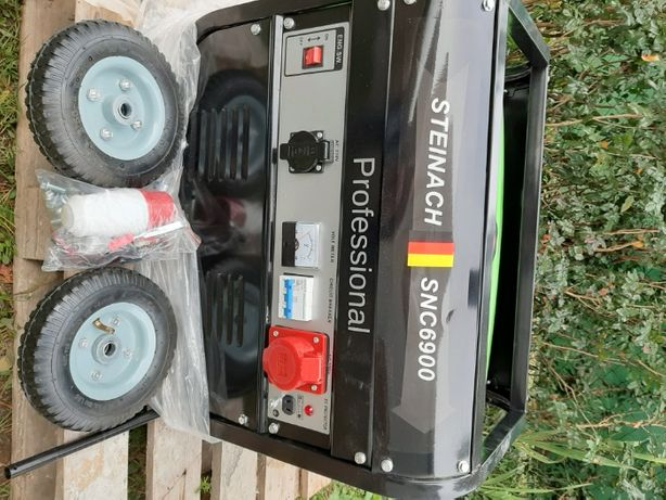 generator prądotwórczy steinach snc6900