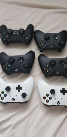 Pad (controller) xbox one X, S i ps 4