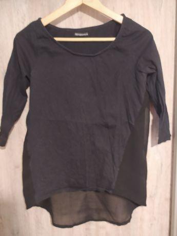 Czarna koszulka Terranova M