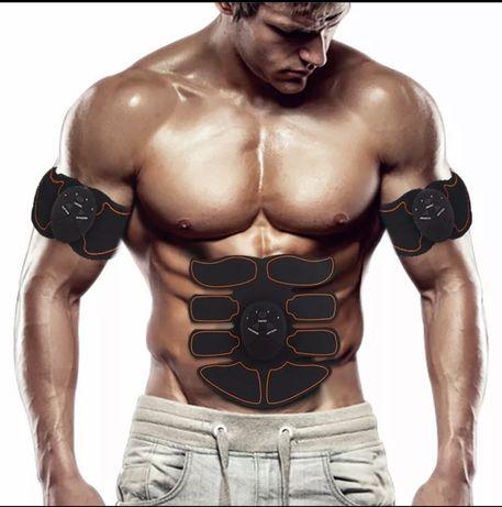 Электрический стимулятор для мышц, тренажер. Отличный подарок)