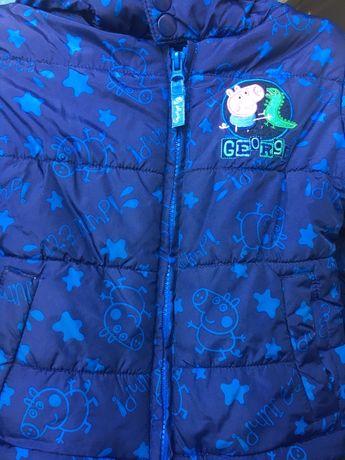 Куртка зимняя детская )))
