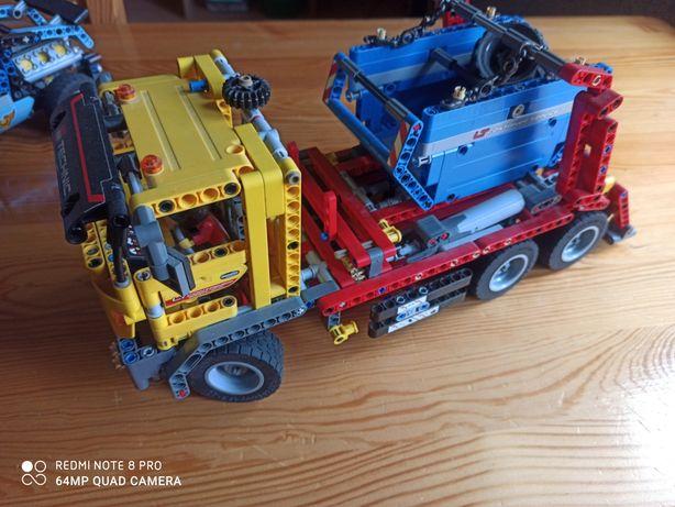 Pojazdy LEGO TECHNIC 3 MODELE cena za całość