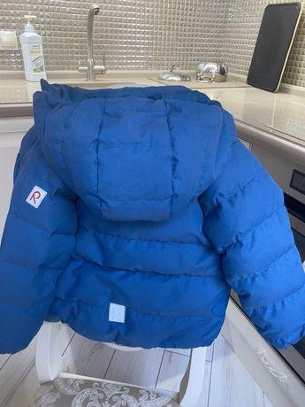 Продам курточку куртку парку reima