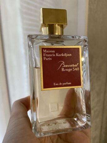Maison Francis Kurkdjian Baccarat Rouge 540 edp 200ml оригинал