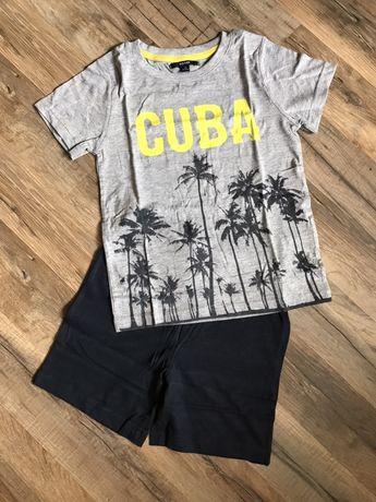 Пижама шорты и футболка Kiabi 5 лет