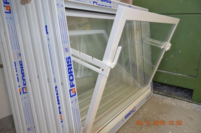 Okna inwentarskie - gospodarcze 120x80 + siatki przeciw ASF Producent
